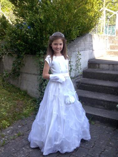 Madchenkleider Fur Konfirmation Kommunion Hochzeiten Jugendfest